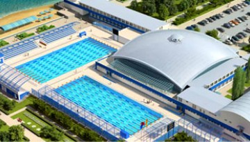 Национальный спортивно-оздоровительный центр, г. Евпатория